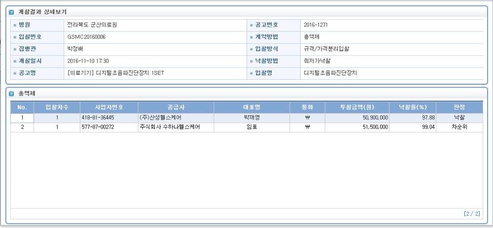 초음파촬영기 개찰결과.JPG